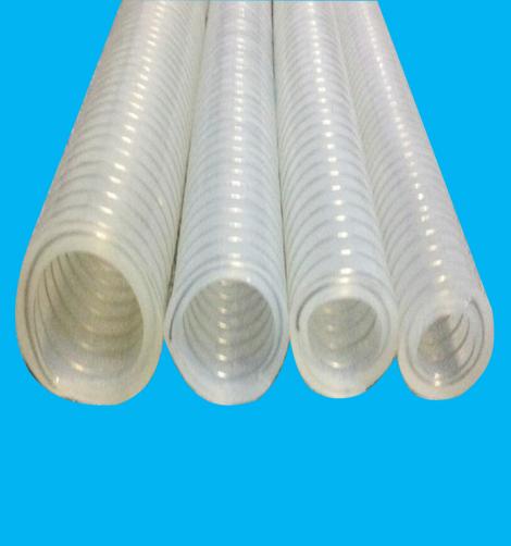 食品级硅胶钢丝软管FU00