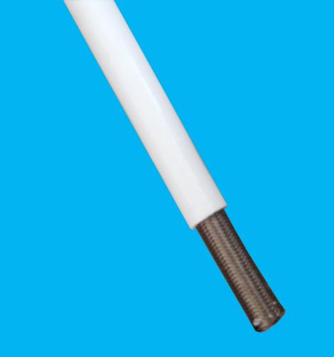 食品级PTFE不锈钢编织软管BT40