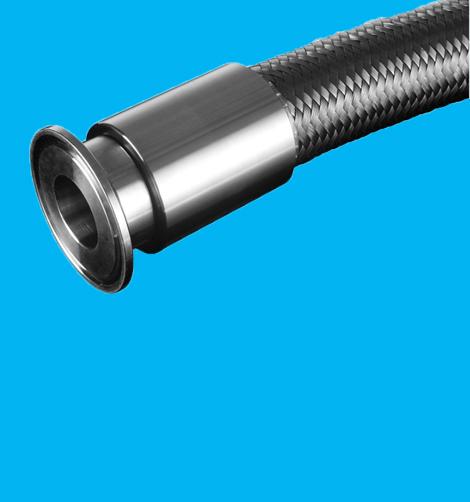 食品级PTFE硅胶软管BT20