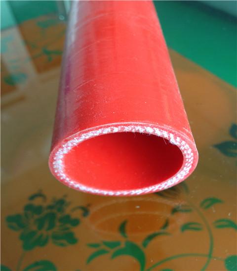 四层网纹编织增强铂金硅胶管FP40R
