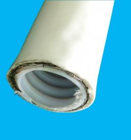 食品级PTFE不锈钢编织软管BW40