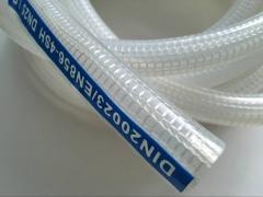 高温高压制药级硅胶软管