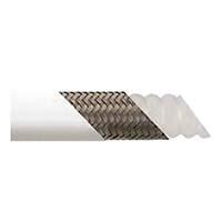 包胶管不锈钢编织食品级特氟龙软管