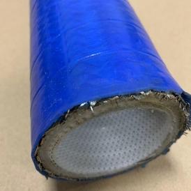 铂金硫化硅胶钢丝软管FP33