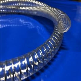 食品级PVC钢丝软管PC10